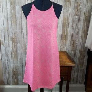 Love...Ady Lace Pinafore Dress